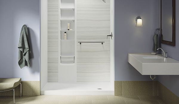 Kohler Walk-In Showers